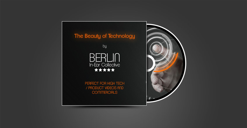 The Beauty of Technology Song Cover | Royalty-Free High Tech Corporate Music by berlininear