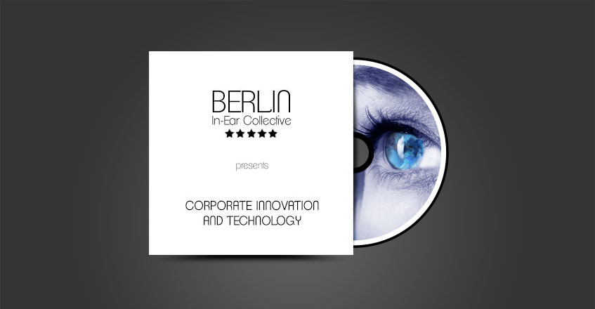 Corporate Innovation & Technology Song Cover | Royalty-Free High Tech Corporate Music by berlininear