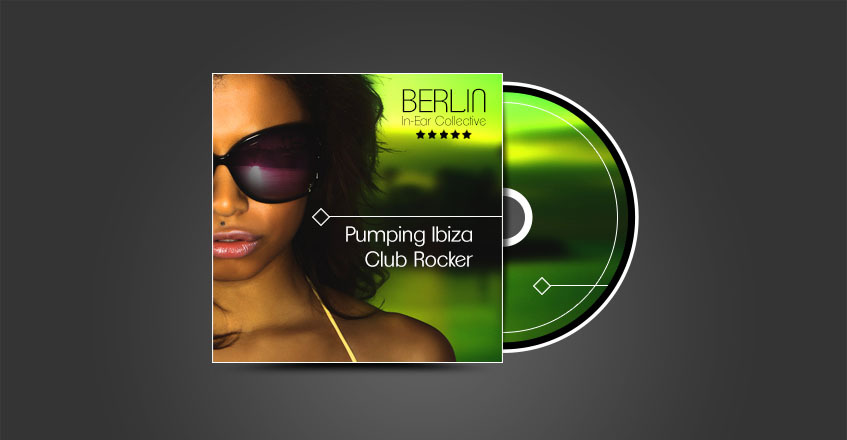 Pumping Ibiza Club Rocker Song Cover | Royalty-Free Dance / House Music track by berlininear